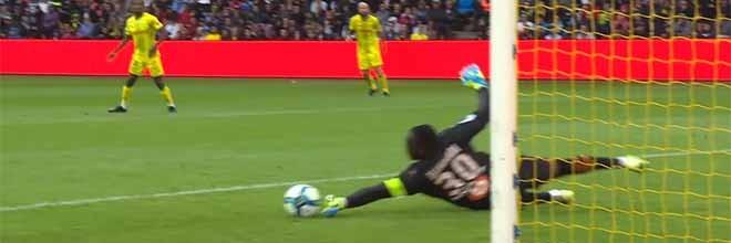 Steve Mandanda dá espetáculo de defesas – FC Nantes 0-0 Marseille