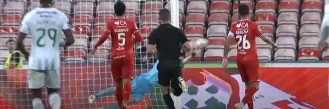 Dênis evita dois golos entre destaque e precipitação – Gil Vicente FC 0-0 Vitória FC