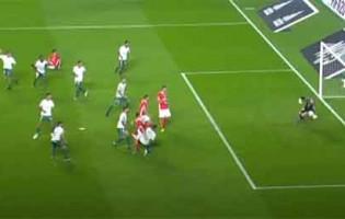 Giorgi Makaridze assina defesa de nível antes de errar em golo sofrido – SL Benfica 1-0 Vitória FC