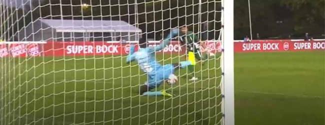 Hervé Koffi antecipa-se e evita mais dois golos – Os Belenenses 0-2 Rio Ave FC