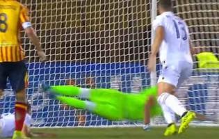 Marco Silvestri assina defesa in-extremis – Lecce 0-1 Hellas Verona