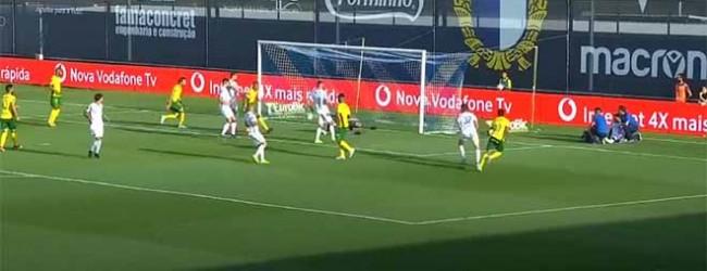 Rafael Defendi protagoniza defesa complicada – FC Famalicão 4-2 FC Paços de Ferreira