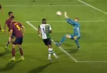 João Victor Bravim faz defesa espetacular entre outras intervenções – FC Alverca 2-0 Sporting CP