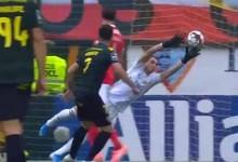 Odisseas Vlachodimos voa para defesa de nível – CD Tondela 0-1 SL Benfica