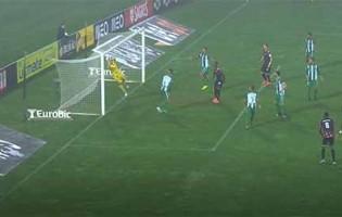 Pawel Kieszek interceta canto, volta para a baliza e faz defesa no último grito – Rio Ave FC 1-1 Moreirense FC