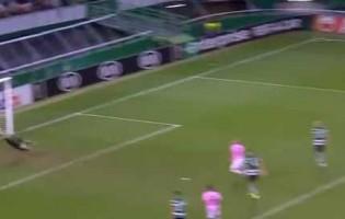 Renan Ribeiro e Alexander Schlager aparecem em defesas vistosas – Sporting CP 2-1 LASK
