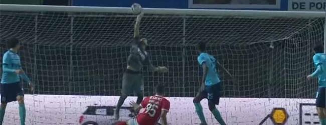 Cajó destaca-se em defesa vistosa – FC Vizela 1-2 SL Benfica