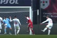 Dênis exibe-se com várias defesas de visibilidade – SC Braga 1-0 Gil Vicente FC