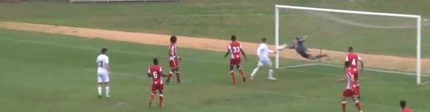 Fábio Szymonek protagoniza defesa espetacular no último grito – CD Aves sub-23 1-0 Vitória SC sub-23