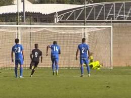 Francesco Anacoura defende grande penalidade – Académica sub-23 0-0 CS Marítimo sub-23