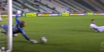 Giorgi Makaridze faz defesa espetacular e ainda outra no último grito – Vitória FC 1-0 Boavista FC