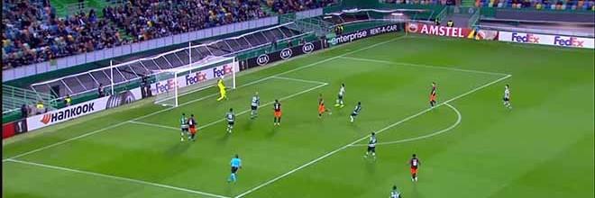 Luís Maximiano superioriza-se no um-para-um e em defesa vertiginosa – Sporting CP 4-0 PSV