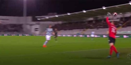 Mateus Pasinato coloca-se em quatro lances para impedir derrota – Moreirense FC 1-1 Vitória SC