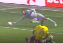 Renan Ribeiro assina defesa espetacular além de outras intervenções – FC Paços de Ferreira 1-2 Sporting CP