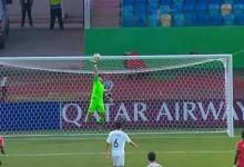 Shin Songhoon vale passagem em duas defesas vistosas – Angola 0-1 Coreia do Sul (Mundial sub-17)