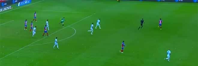 Toño Rodríguez marca golo de baliza a baliza – Chivas Guadalajara 3-1 Veracruz