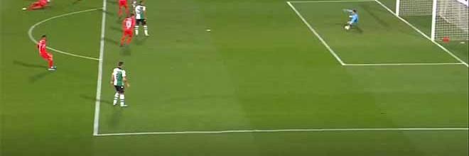 Dênis responde com várias defesas no duplo duelo do Gil Vicente FC frente ao Sporting CP