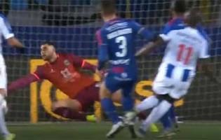 Igor Rodrigues defende penalti e faz defesa de qualidade – GD Chaves 2-4 FC Porto