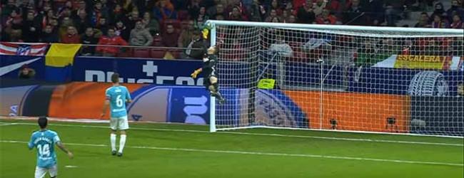 Sergio Herrera protagoniza espetáculo de defesas – Atlético de Madrid 2-0 Osasuna