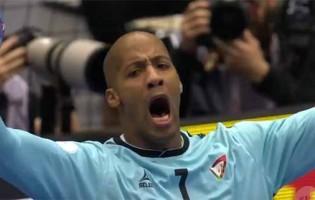 Alfredo Quintana novamente melhor em campo – Portugal 35-25 Suécia (Euro 2020)