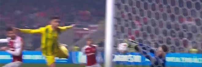 Cláudio Ramos assina defesa espetacular no último grito – SC Braga 2-1 CD Tondela