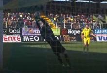 Cláudio Ramos é totalista há oito mil minutos (88 jogos) e impede derrota – CD Tondela 1-1 Gil Vicente FC