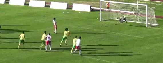 João Godinho defende duas grandes penalidades em vinte minutos – CD Mafra 1-1 UD Vilafranquense