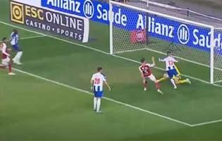 Matheus Magalhães tranca a baliza na conquista da Taça da Liga – SC Braga 1-0 FC Porto