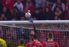 Ricardo Ribeiro assina duas defesas vistosas – FC Paços de Ferreira 0-2 SL Benfica