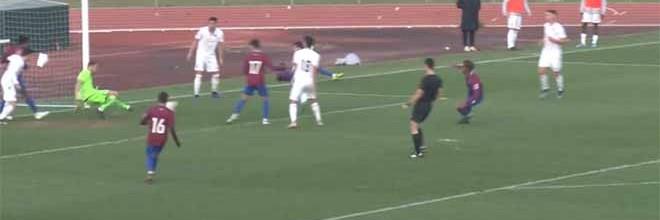 Suan Besic impede derrota em três defesas – Vitória SC sub-23 1-1 CD Cova da Piedade sub-23