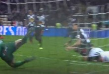Helton Leite faz duas defesas espetaculares entre outras – Boavista FC 2-0 Vitória SC