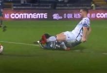 Quentin Beunardeau intervém em várias ocasiões – FC Famalicão 1-1 CD Aves