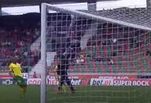 Ricardo Ribeiro impede auto-golo de forma espetacular – CS Marítimo 3-0 FC Paços de Ferreira