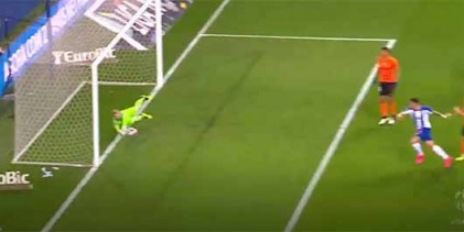 Pawel Kieszek destaca-se em intervenções de realce – FC Porto 1-1 Rio Ave FC