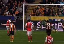 Eldin Jakupovic: Hull City lembra defesas do guarda-redes de 2012 a 2017