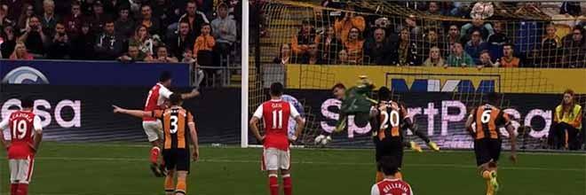 Eldin Jakupovic: Hull City lembra defesas do guarda-redes de 2012 a 2017