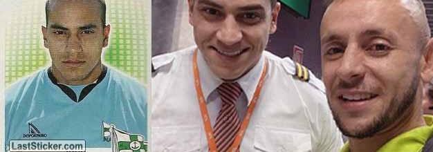 Rodrigo Café: ex-guarda-redes da Naval agora é piloto de aviões