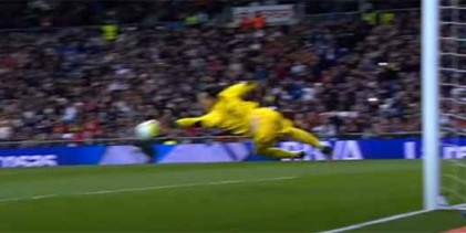 Sergio Rico: La Liga destaca cinco minutos de defesas do guarda-redes de 2014 a 2018