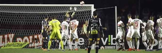 Tiago Volpi: São Paulo FC distingue defesas do guarda-redes em 2020
