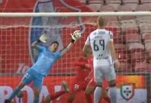 Dênis voa em defesa vistosa com a baliza cheia – Gil Vicente FC 1-3 FC Famalicão
