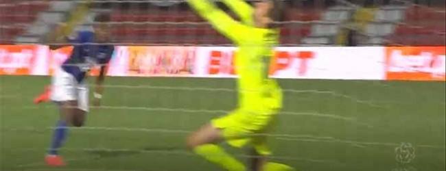 Fábio Szymonek protagoniza defesa vistosa – CD Aves 0-2 Os Belenenses