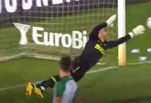 Pawel Kieszek erra contra o vento e segue com defesas vistosas – Rio Ave FC 2-3 FC Paços de Ferreira