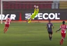 Dimitar Sheytanov estreia-se com três defesas – CD Aves 0-4 SL Benfica