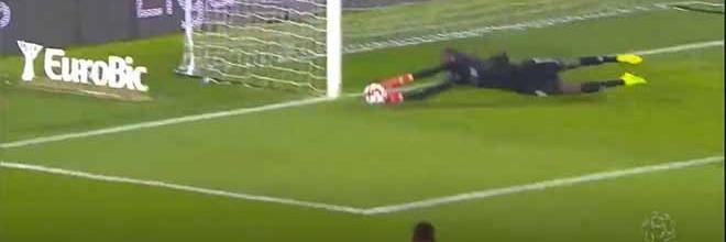 Babacar Niasse destaca-se em duas defesas – Gil Vicente FC 3-2 CD Tondela