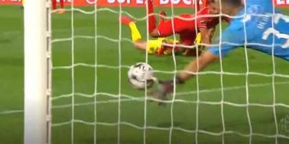 Dênis destaca-se em duas intervenções – Gil Vicente FC 3-3 FC Paços de Ferreira