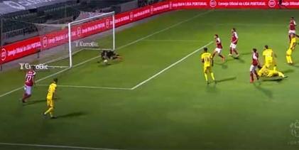 Ricardo Ribeiro desvia duas tentativas – FC Paços de Ferreira 1-5 SC Braga