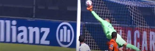 Vaná Alves destaca-se em duas defesas dificultadas – FC Famalicão 0-1 Portimonense SC