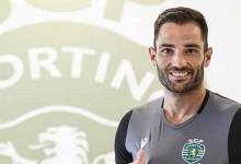 Antonio Adán assina pelo Sporting CP