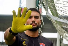 Daniel Fuzato emprestado pela AS Roma ao Gil Vicente FC