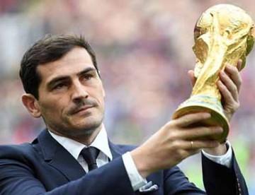 Iker Casillas: FC Porto, Real Madrid, RFE e La Liga recordam carreira em imagens